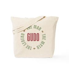 Gudo Arabic Grandpa Man Myth Legend Tote Bag