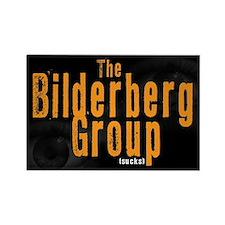 Bilderbergs Rectangle Magnet (10 pack)