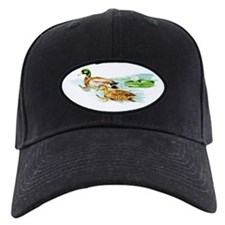 Mallard Ducks Baseball Hat