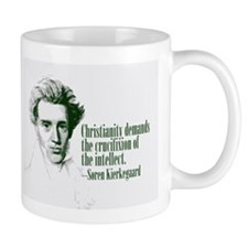 Kierkegaard Quote Mug