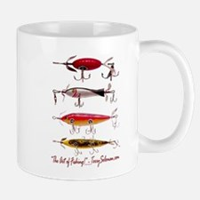 Fish, Fishing, Lure Small Small Mug