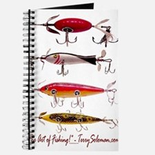 Fish, Fishing, Lure Journal