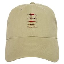 Fish, Fishing, Lure Baseball Cap