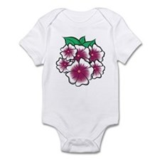 Flowers Infant Bodysuit