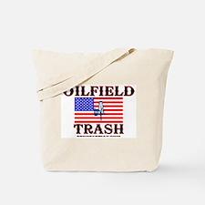 American Oilfield Trash Tote Bag