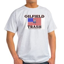 American Oilfield Trash T-Shirt