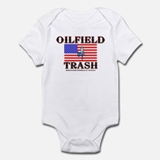 American Oilfield Trash Onesie