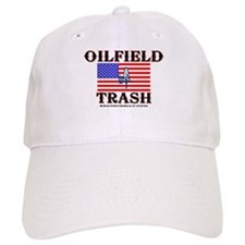 American Oilfield Trash Baseball Cap