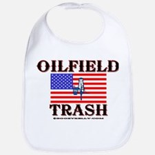 American Oilfield Trash Bib