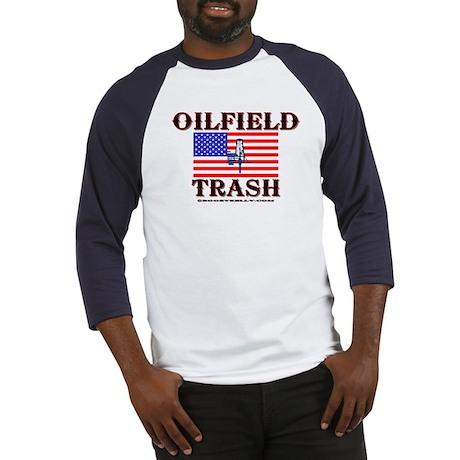 American Oilfield Trash Baseball Jersey