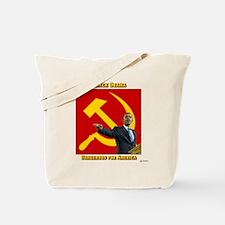 Dangerous Obama Tote Bag