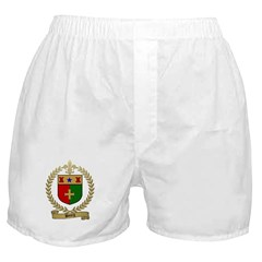 BOURG Family Crest Boxer Shorts