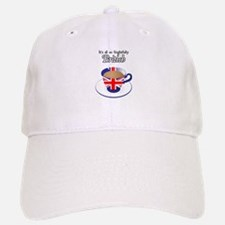 All Frightfully British Baseball Baseball Cap
