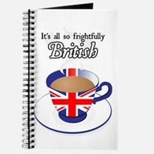 All Frightfully British Journal