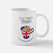 All Frightfully British Mug