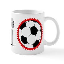 It's All About Football Mug