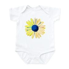 Yellow Daisy Infant Bodysuit