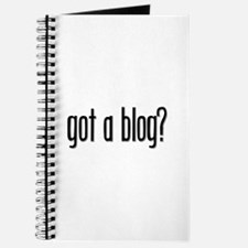 Got a Blog? Journal
