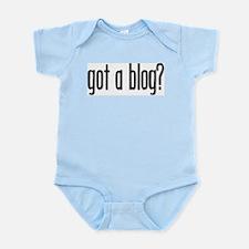 Got a Blog? Infant Creeper