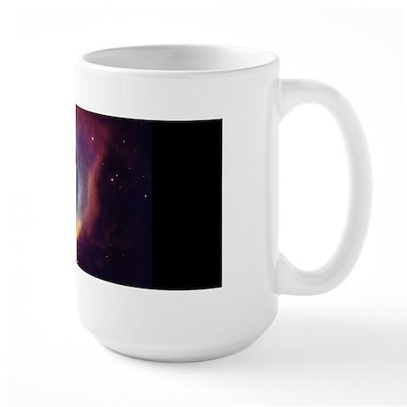 Eye of God Nebula Large Mug