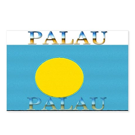 Palau Postcards (Package of 8)