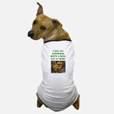 gardening joke Dog T-Shirt