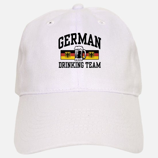 German Drinking Team Baseball Baseball Cap