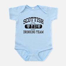 Scottish Drinking Team Infant Bodysuit