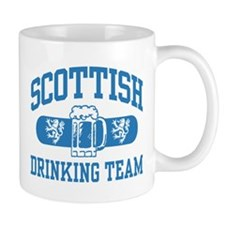 Scottish Drinking Team Mug
