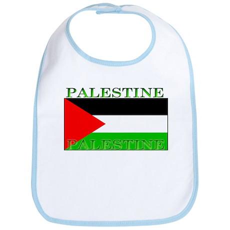 Palestine Palestinian Flag Bib