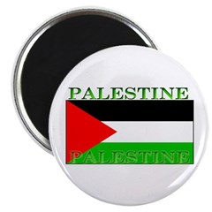 Palestine Palestinian Flag Magnet