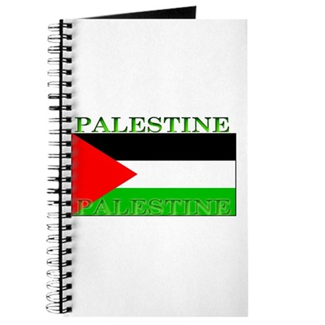 Palestine Palestinian Flag Journal