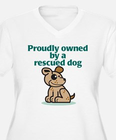 Proudly Owned (Dog) T-Shirt
