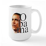 Obama ! Large Mug