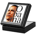 Obama ! Keepsake Box