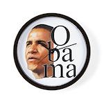 Obama ! Wall Clock