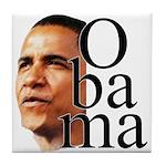 Obama ! Tile Coaster