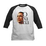 Obama ! Kids Baseball Jersey