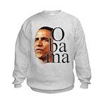 Obama ! Kids Sweatshirt