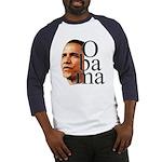 Obama ! Baseball Jersey