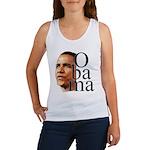 Obama ! Women's Tank Top