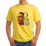 Obama ! Yellow T-Shirt