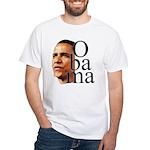 Obama ! White T-Shirt