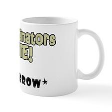 """""""Procrastinators Unite Tomorrow"""" Mug"""