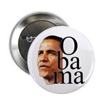 """Obama ! 2.25"""" Button (100 pack)"""