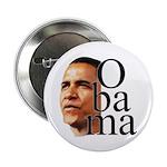 """Obama ! 2.25"""" Button"""