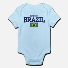 Made in Brazil Infant Bodysuit