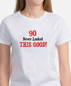 90 never looked this good Women's T-Shirt