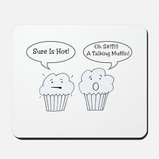 Talking Muffin Mousepad