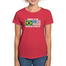 Proud Brazilian American Tee